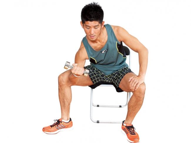 たくましい力こぶを生む上腕二頭筋トレーニング入門 @DIME アットダイム