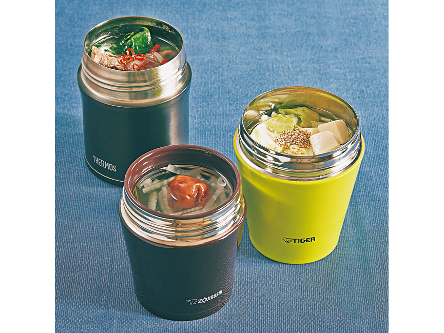 【TREND WATCHING】不足しがちな栄養素をチャージしたい人は「スープジャー」ランチがおすすめ
