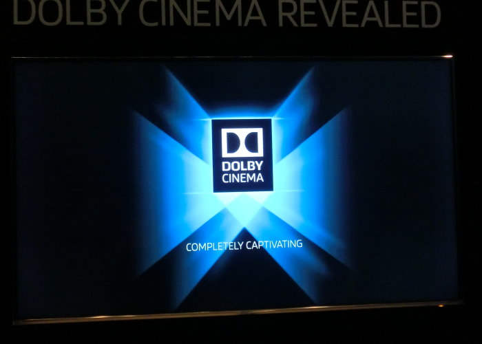 【CES2015レポート】「ドルビーシネマ」が示す未来の映画館の存在価値
