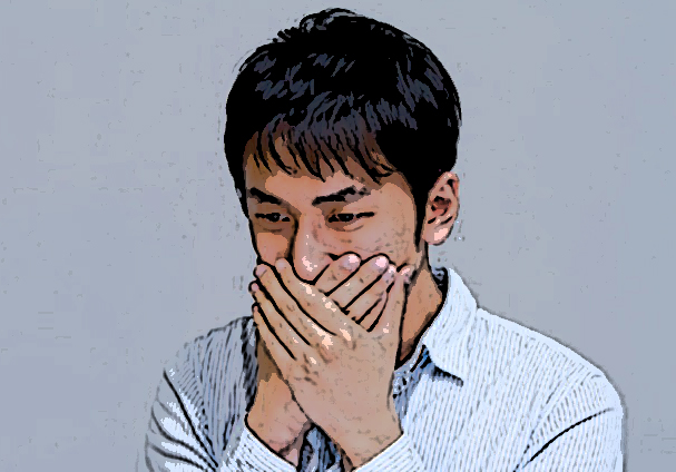 営業マンの4人に1人が上司の口臭には「ひたすら耐える」