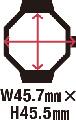 w45.7mm