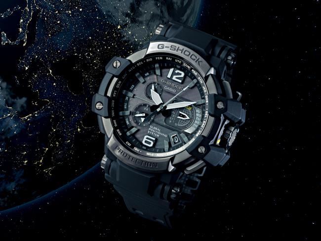 男なら腕時計は「G-SHOK」一択。スーツにも合う