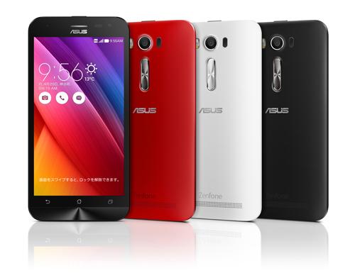 【新製品クローズアップ】ASUSがレーザーオートフォーカスなどを搭載したSIMフリースマホ『ZenFone 2 Laser(ZE500KL)』を発売