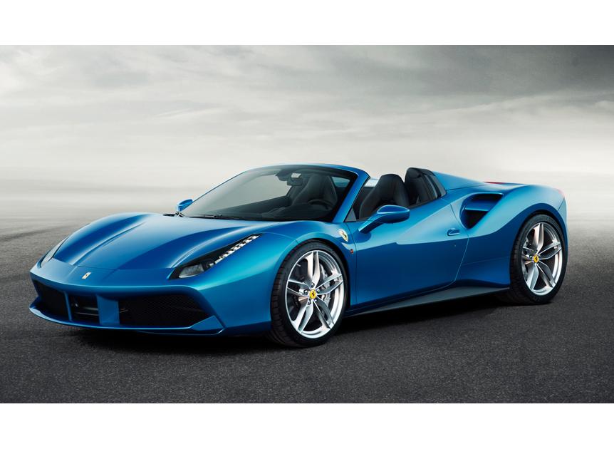 【新製品クローズアップ】フェラーリがリトラクタブル・ハードトップを搭載した『Ferrari 488 Spider』を発表