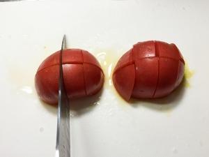鶏むね肉と夏野菜の彩炒め003