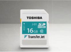 【新製品クローズアップ】東芝が「TransferJet」を搭載した業界初SDHCメモリカードを発売