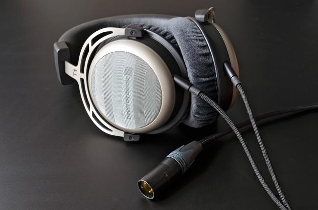 バランスに対応したbeyerdynamicのハイエンドヘッドフォン『T1 2nd Generation』|@DIME アットダイム