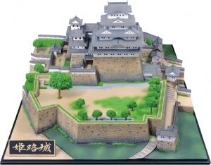 童友社『1/500 プレミアム姫路城』