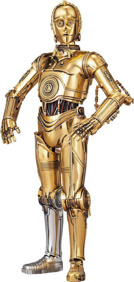 バンダイ『1/12 C-3PO』