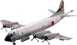 トミーテック『1/144 AC307 P-3C 第1航空隊(鹿屋)』