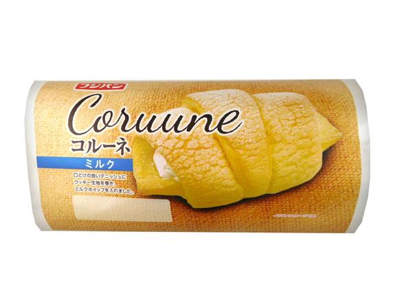 フジパンの菓子パンコルーネ