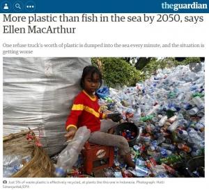 魚が食べられなくなる日は近い?乱獲以上に深刻な海のプラスチックごみ問題