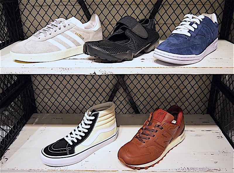 【35歳からの靴選び】『BILLY'S ENT』佐藤敬太さんおすすめのスニーカー5選