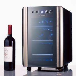 +LOUNGE『6本収納可能な小型ワインセラー』