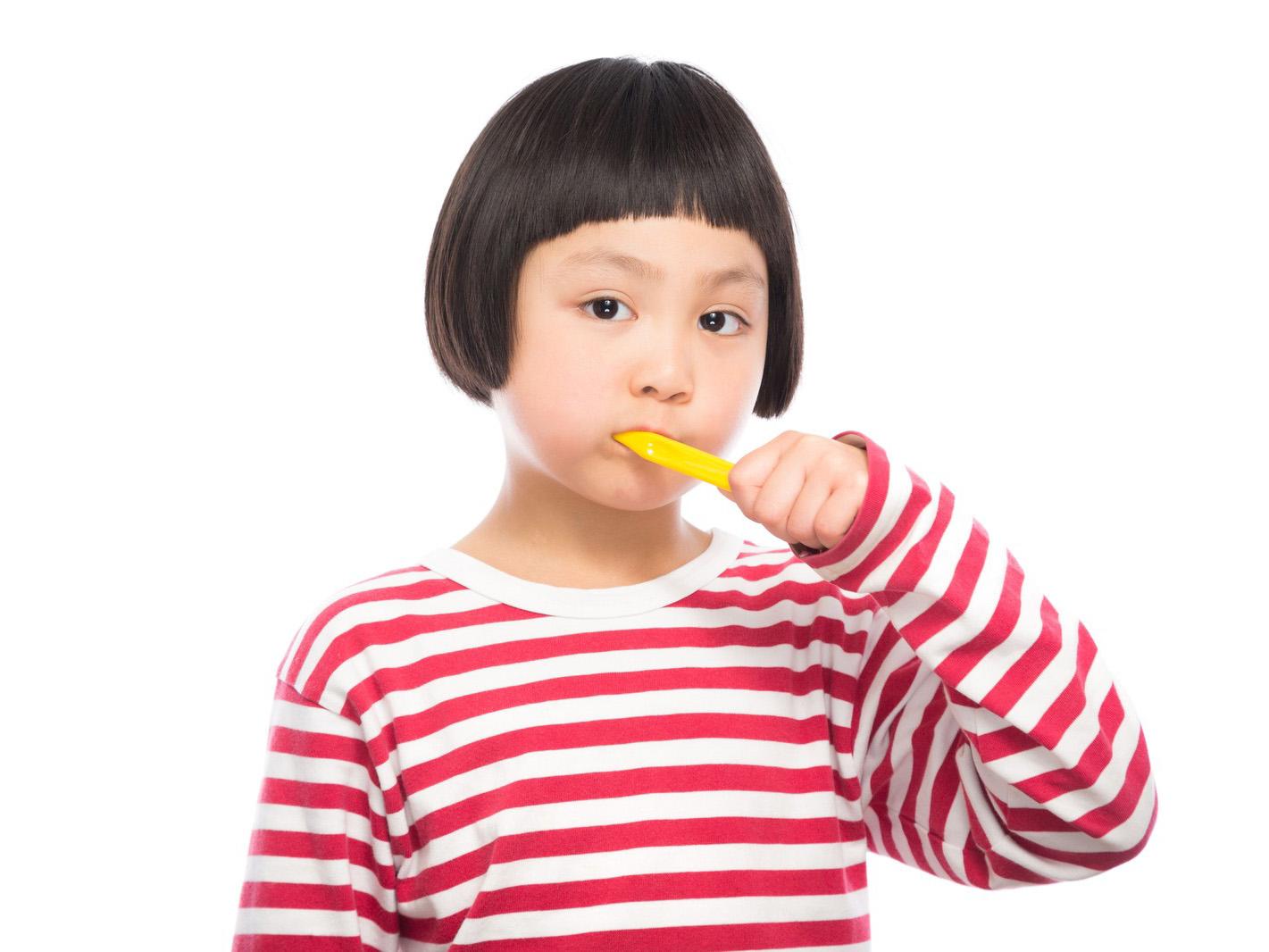 1日3回毎食後、歯を磨いている人の割合は
