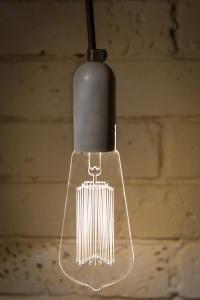 SQUIRREL CAGE LAMP/CLASSIC