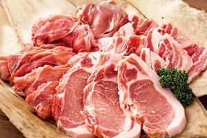 綾ぶどう豚食べ尽くしセット