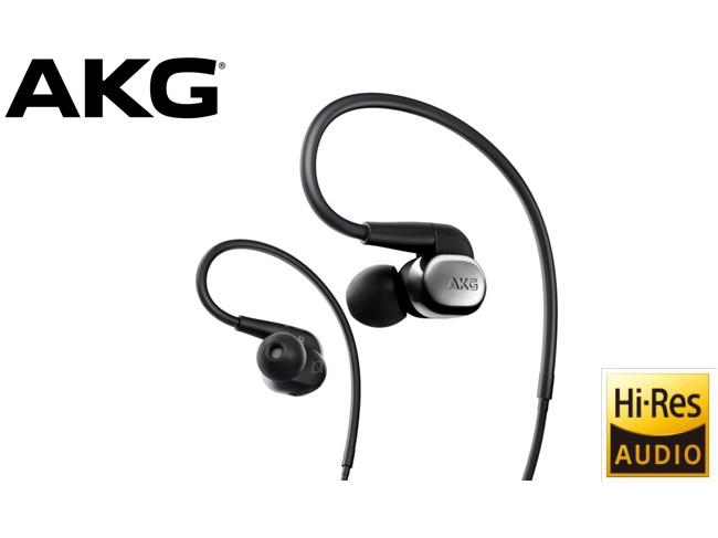 AKGが好みの音質に調整できるハイレゾ対応のカナル型イヤホン『N40』を発売