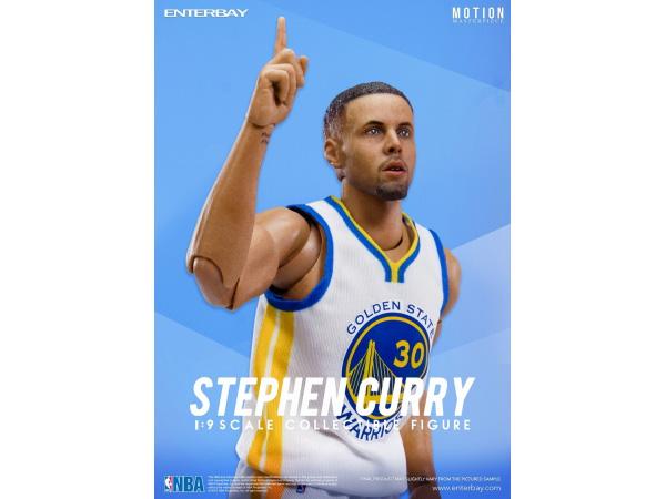 NBAのスター選手ステフィン・カリーとジェームス・ハーデンが22cmの超精巧なフィギュアになって登場