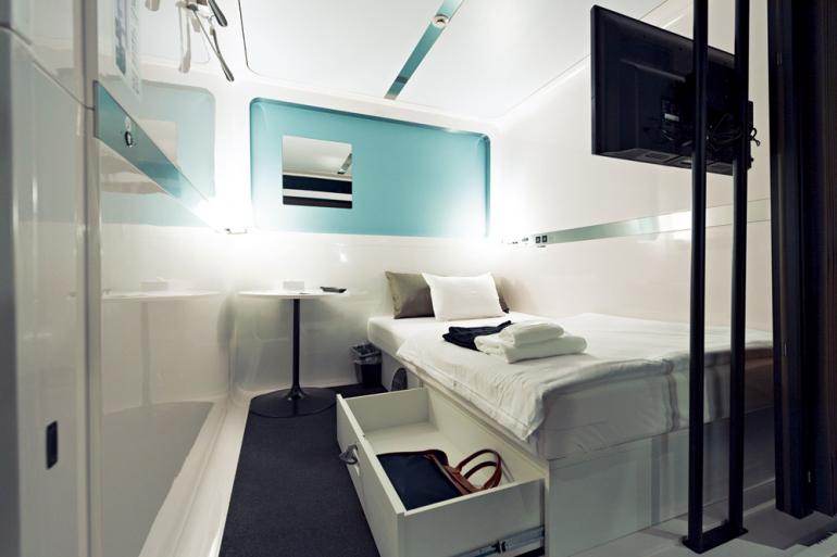 出張の時や終電を逃した時におすすめのリーズナブルな予算で泊まれる快適ホテル @DIME アットダイム
