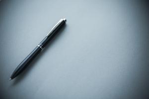突然「ペンを貸して」と言われた時のために持っておきたい「見栄ボールペン」