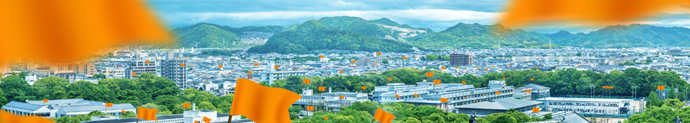 日本発の津波防災プロジェクト「#beORANGE」がスタート
