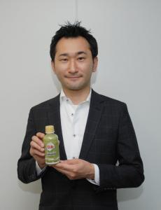 ドール 加工食品本部 マーケティングマネージャー 濱和之氏