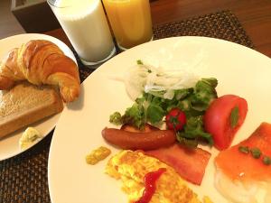ホテルの朝食、ウェスティンなら間違いなし。ブッフェスタイルのパンが絶品!