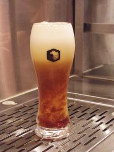 ビールで使う独自技術のタップをコーヒーに応用した、最強のニトロコーヒー「泡プレッソ Ultra Creamy Iced Coffee」