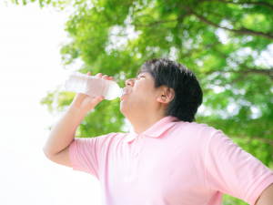 熱中症対策の実態に関してのアンケート調査