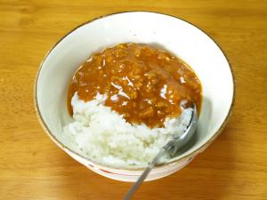 ハウス食品「温めずにおいしい! 夏のカレー キーマカレー【中辛】