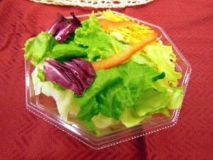 枝豆のカップサラダ