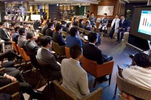 〈DIME Business Lounge〉ハリルホジッチ流 手書きコミュニケーション術Presented by ポスト・イット(R)ブランド
