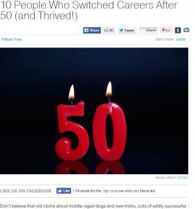 """50代で""""復活""""するために2、30代で何をすべきか?"""