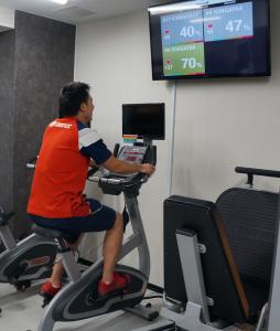 ストレス点数から適切な負荷を知る!ジム通いが続く新トレーニング法とは?