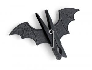 SUCK UK Spooky Bat Pegs