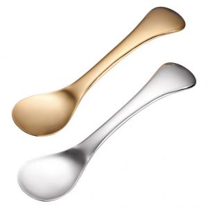 [アサヒ] 銅製アイスクリームスプーン
