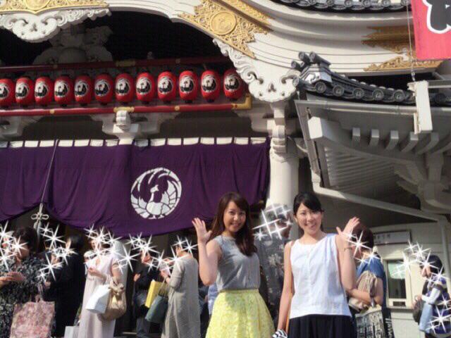 テレビ東京・須黒清華のナナナ不思議「歌舞伎にハマってます!」