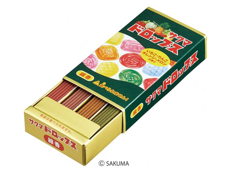 カメヤマの『サクマドロップス線香』の売れゆきが絶好調な理由