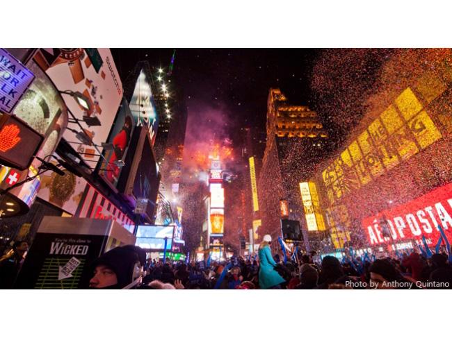 年末年始に行ってみたい海外のイベントは?