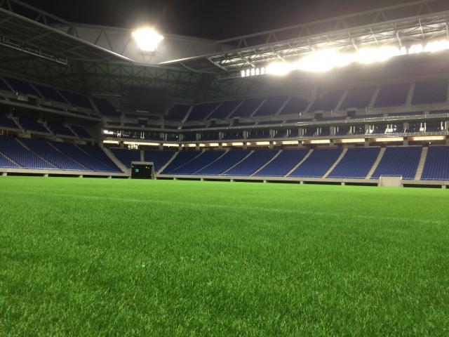 日本で最も収容人数の多いスタジアムは?|@DIME アットダイム