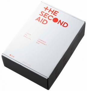防災セット「THE SECOND AID」