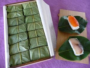 二次使用禁止 提供画像 柿の葉寿司