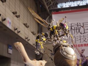オタクのすさまじい熱気にあふれた日本最大の造形物の祭典「ワンダーフェスティバル」