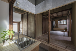 水回りのデザインなどにも特徴を持たせている。撮影/多田ユウコ