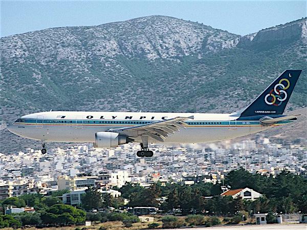 アテネの空港で遭遇したありえない出来事