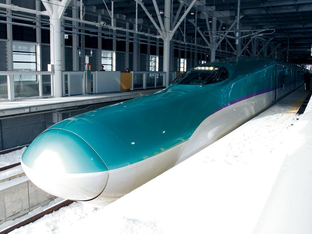 最安で乗れるチケットは?景色がいい席は?「北海道新幹線」完全攻略ガイド