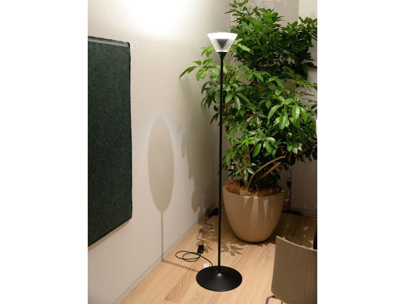 京セラの技術力とアルフレックスのデザイン力が生んだ新発想のLED照明『LIGHT CONE』