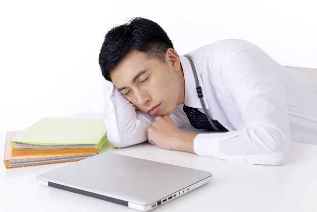 ちゃんと寝ているはずなのに、疲れがとれないのはなぜ?|@DIME アットダイム