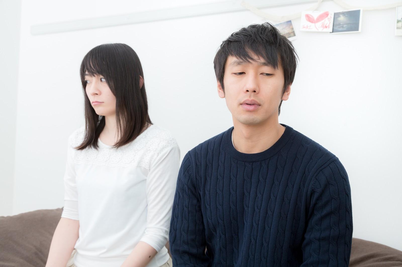 夫婦間の倦怠期を感じるシチュエーションTOP3